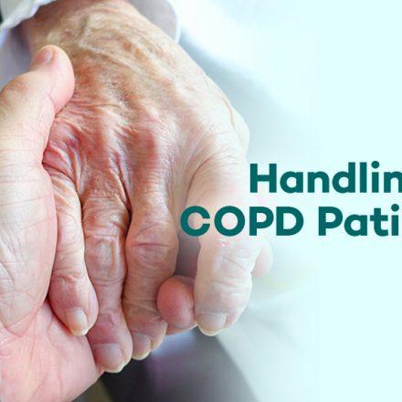 Handling A COPD Patient