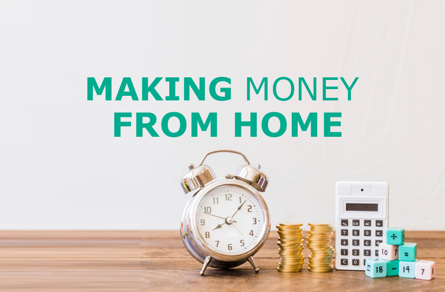 How to Make Money When You Are a Housewife
