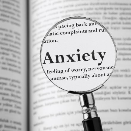 Long Term Strategies Needed to Cope With Anxiety